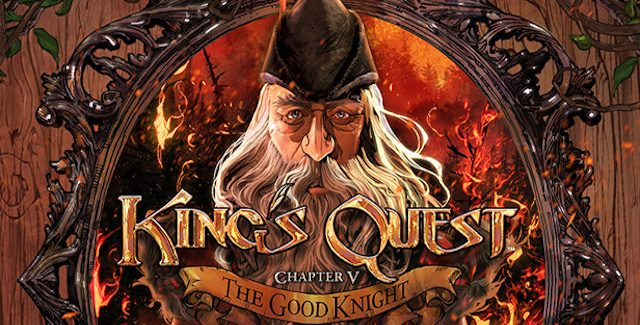 King's Quest 2015: Chapter 5 Walkthrough