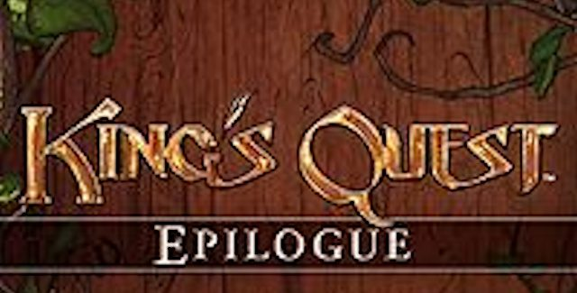 King's Quest 2015: Epilogue Release Date