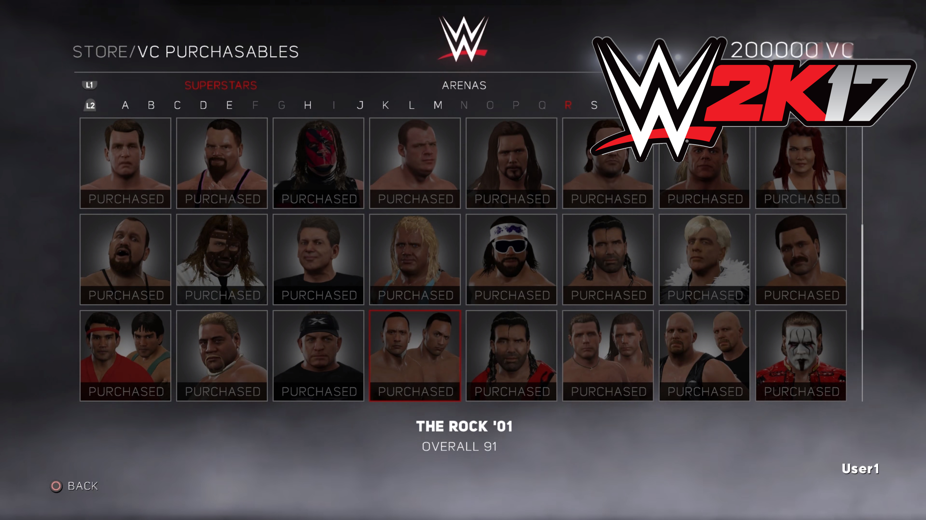 How To Unlock All Wwe 2k17 Characters