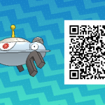 049 Pokemon Sun and Moon Magnezone QR Code