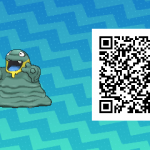 050 Pokemon Sun and Moon Alolan Grimer QR Code