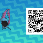 069 Pokemon Sun and Moon Female Golbat QR Code