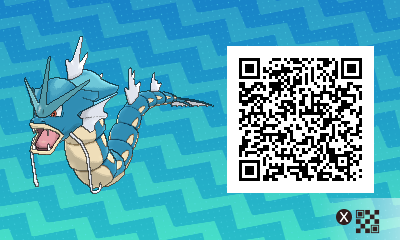 Pokemon Sun and Moon Where To Find Female Gyarados