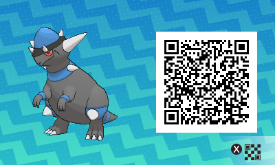 Pokemon Sun and Moon Where To Find Rampardos