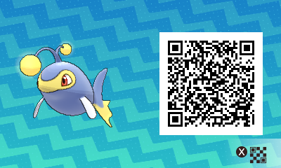 202 Pokemon Sun and Moon Lanturn QR Code