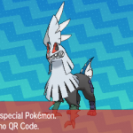 204 Pokemon Sun and Moon Silvally QR Code
