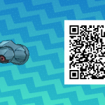 214 Pokemon Sun and Moon Beldum QR Code
