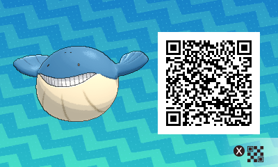 Pokemon Sun and Moon Where To Find Wailmer
