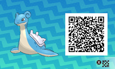Pokemon Sun and Moon Where To Find Lapras