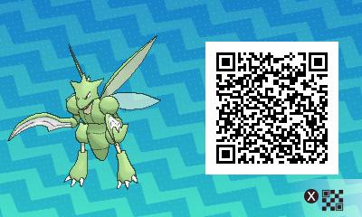 Pokemon Sun and Moon Where To Find Scyther