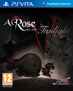 A Rose in the Twilight Boxart