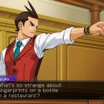 Apollo Justice: Ace Attorney Mobile Screen 2