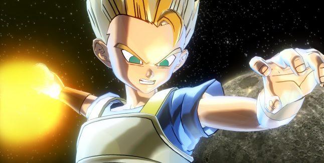Dragon Ball Xenoverse 2 DLC Screen 2