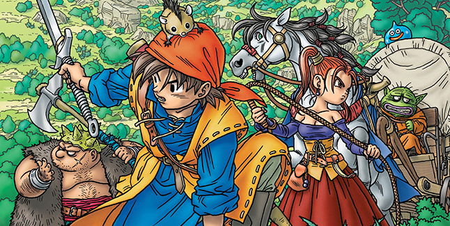 Dragon Quest VIII 3DS Release Date