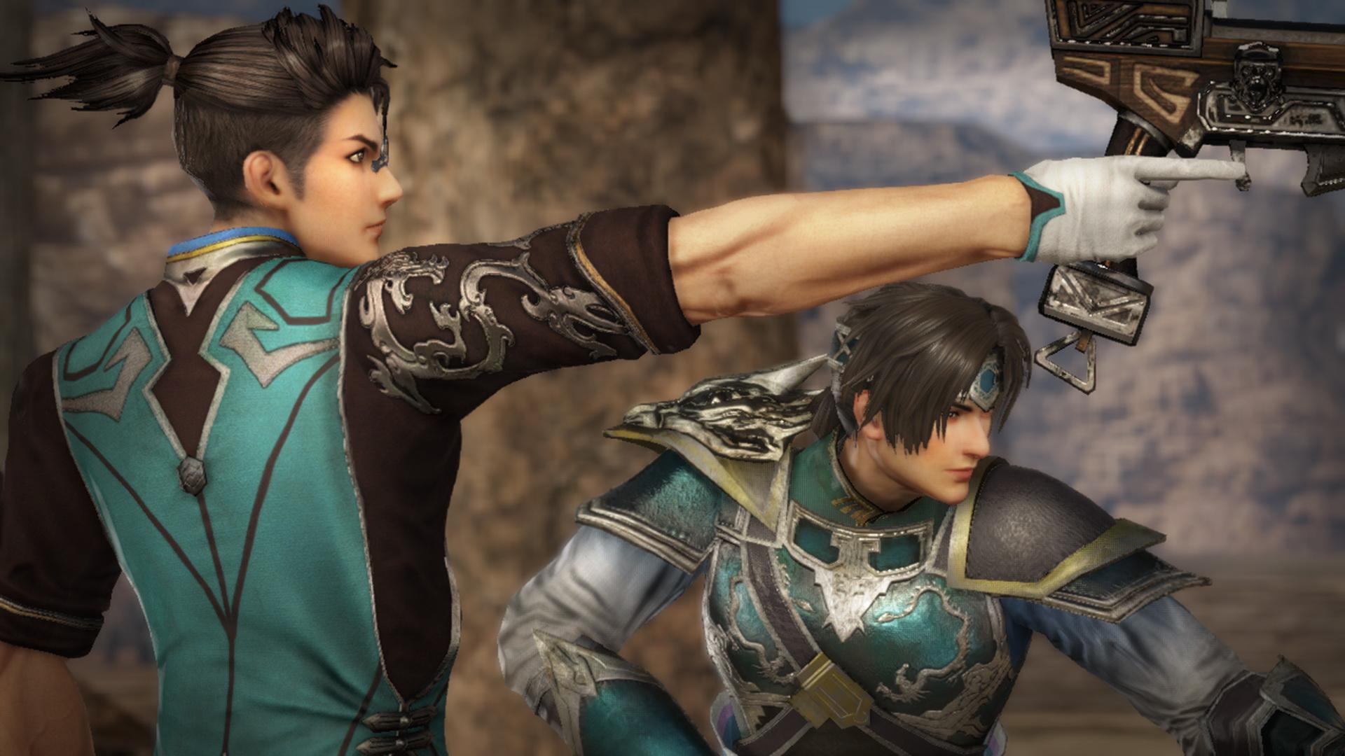 Dynasty Warriors: Godseekers Screen 2