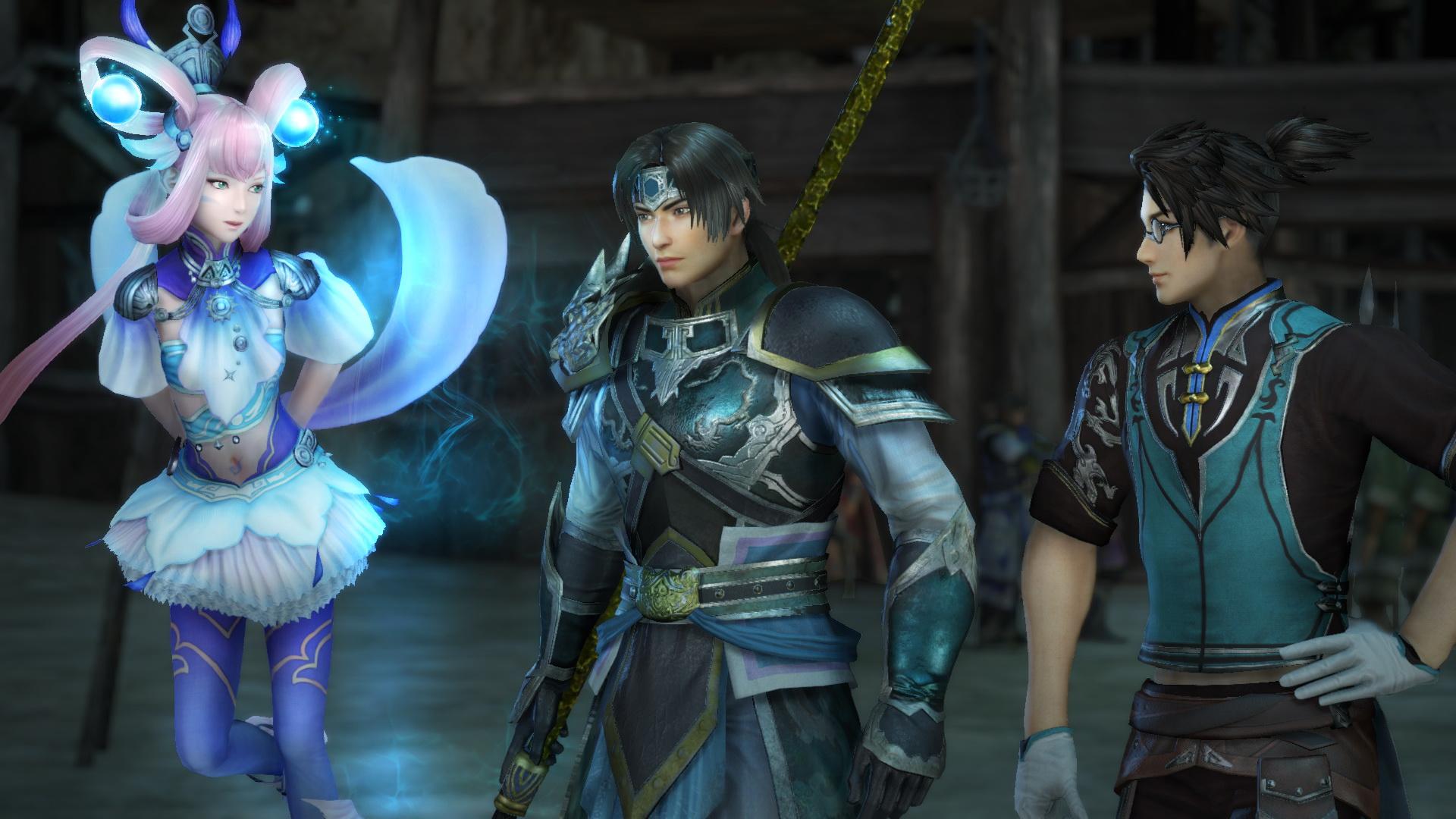 Dynasty Warriors: Godseekers Screen 5