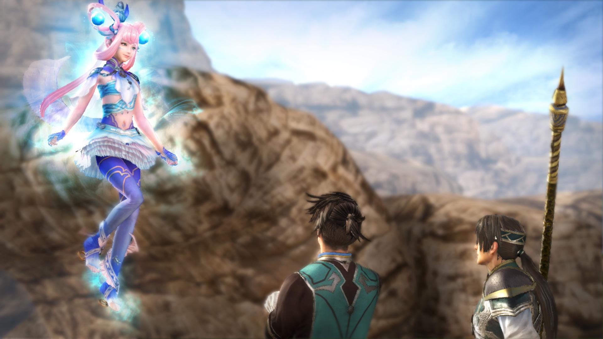 Dynasty Warriors: Godseekers Screen 10