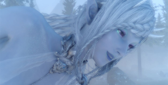Final Fantasy XV Shiva Screenshot
