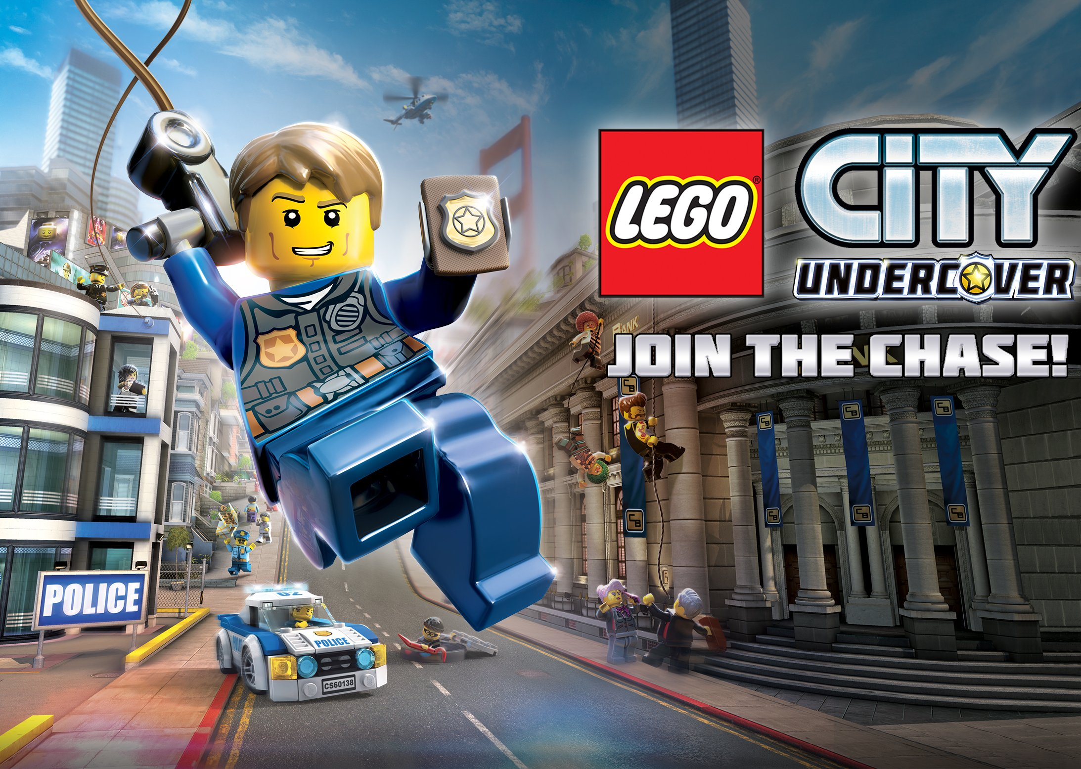 lego city undercover for ps4, xbox one, switch & pc