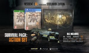 Resident Evil 7 Steelbook Edition