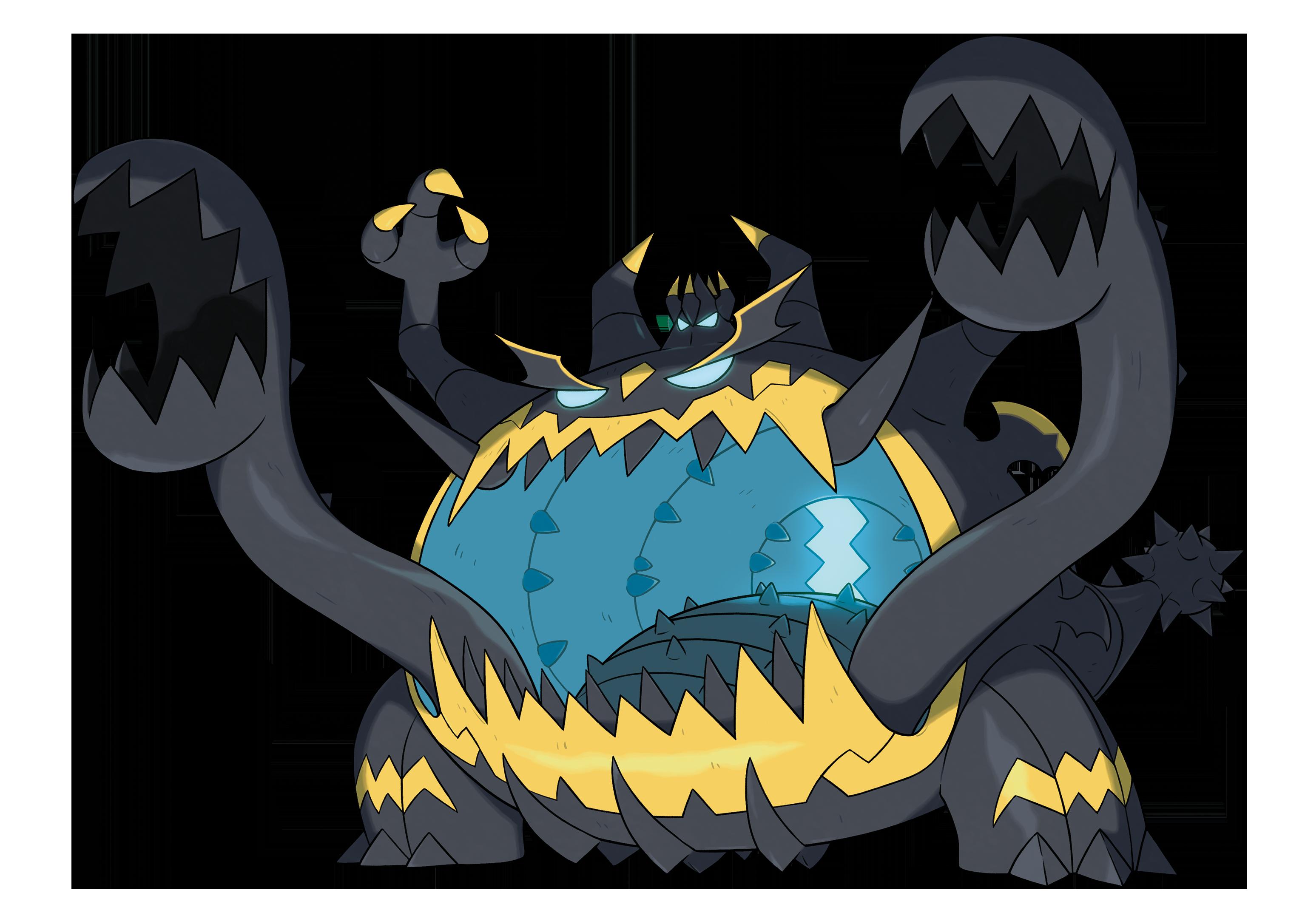 Pokemon Sun and Moon UB-05 Glutton