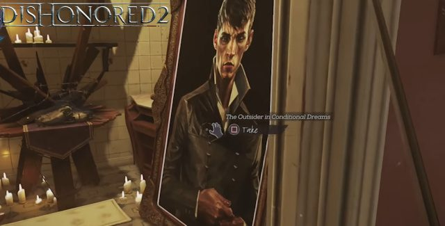 Dishonored 2 Collectible Paintings Location Guide