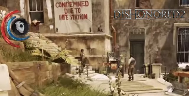 Dishonored 2 Easter Eggs