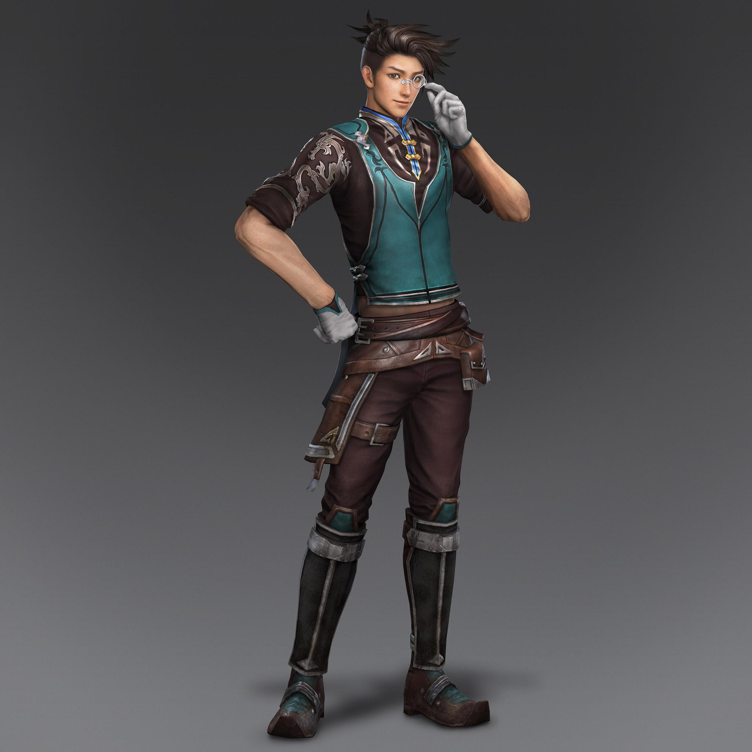 Dynasty Warriors: Godseekers Lei-Bin