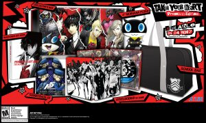 "Persona 5 ""Take Your Heat"" Premium Edition"