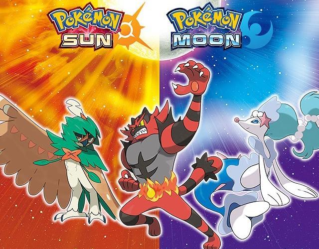 Pokemon Sun and Moon All Pokemon Locations