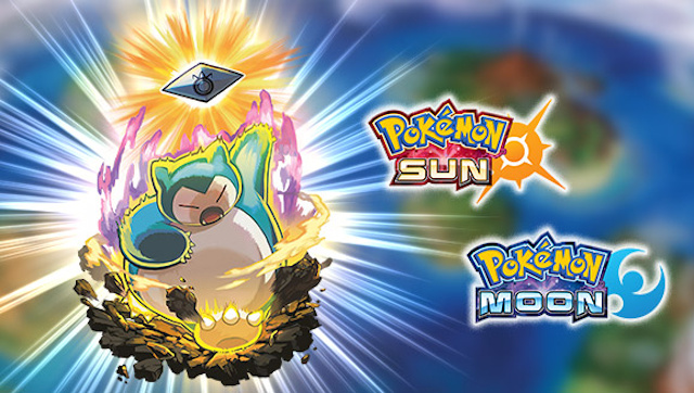 Pokemon Sun and Moon Special Munchlax Mystery Gift