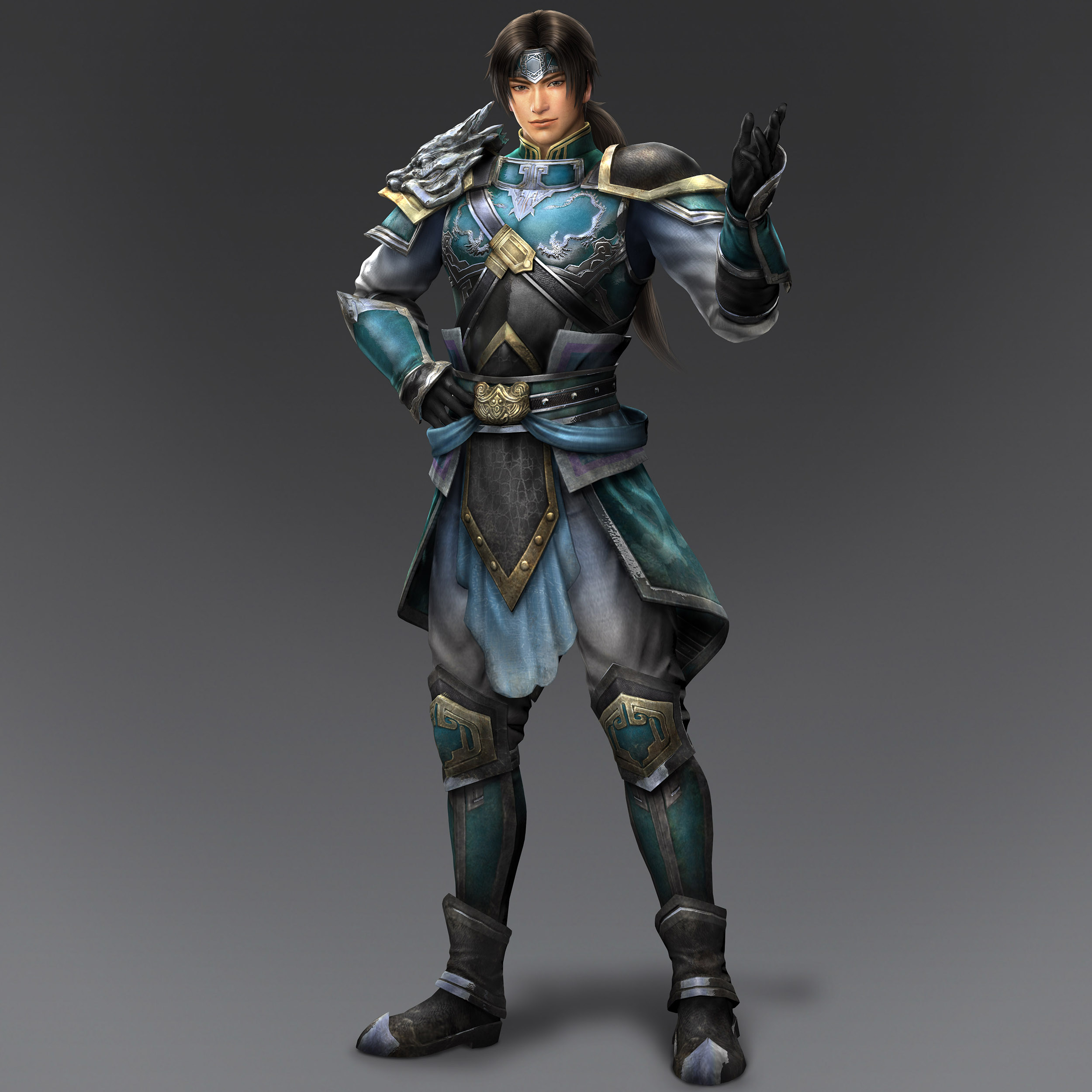 Dynasty Warriors: Godseekers Zhao-Yun