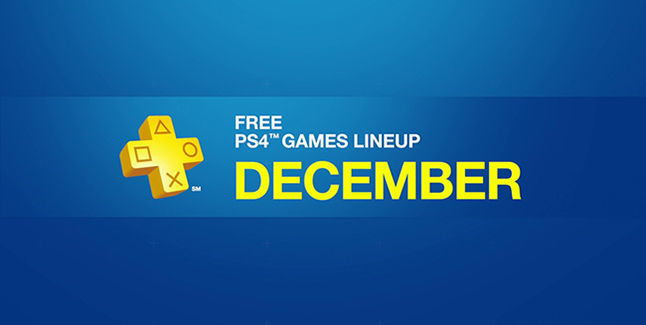 PlayStation Plus Games December 2016