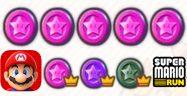 Super Mario Run Pink, Purple & Black Star Coins Locations Guide