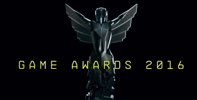 The Game Awards 2016 logo