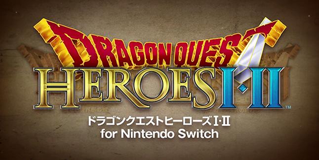 Dragon Quest Heroes I-II Logo