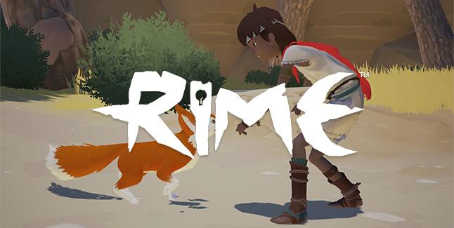 RiME Screen Logo