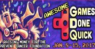 Awesome Games Done Quick 2017 logo