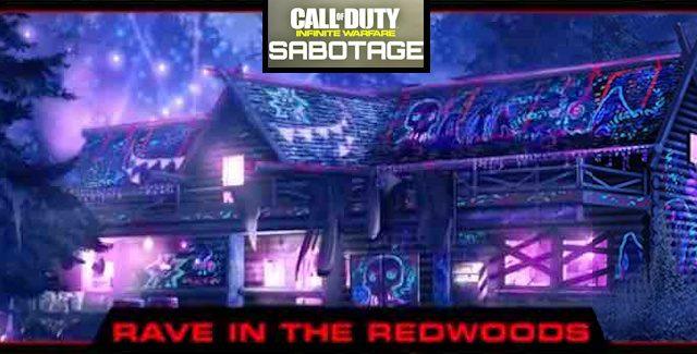 Call of Duty: Infinite Warfare Sabotage Easter Eggs