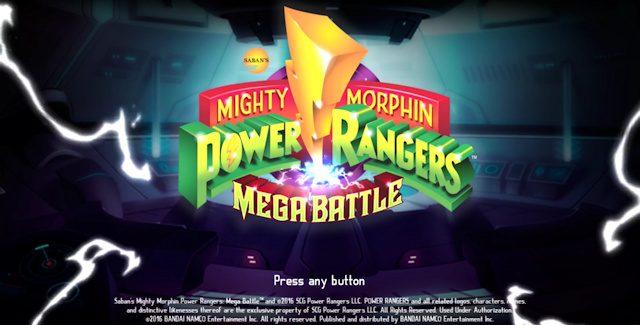 Mighty Morphin Power Rangers: Mega Battle Cheats