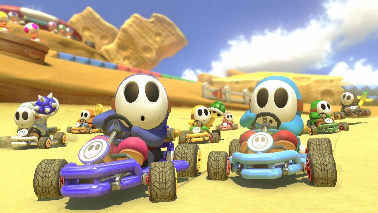 Mario Kart 8 Deluxe Image 47