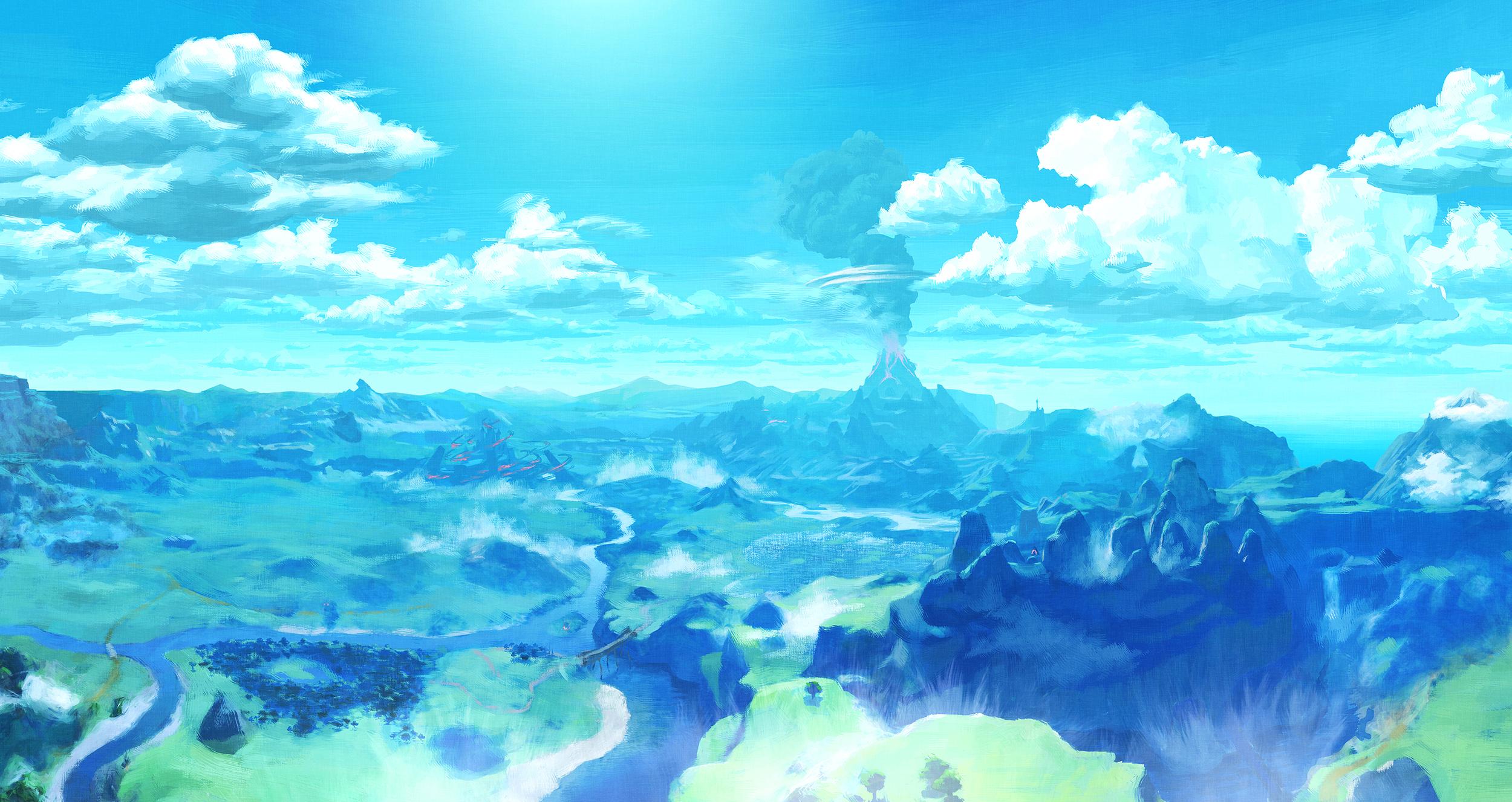 The Legend of Zelda: Breath of the Wild image 54