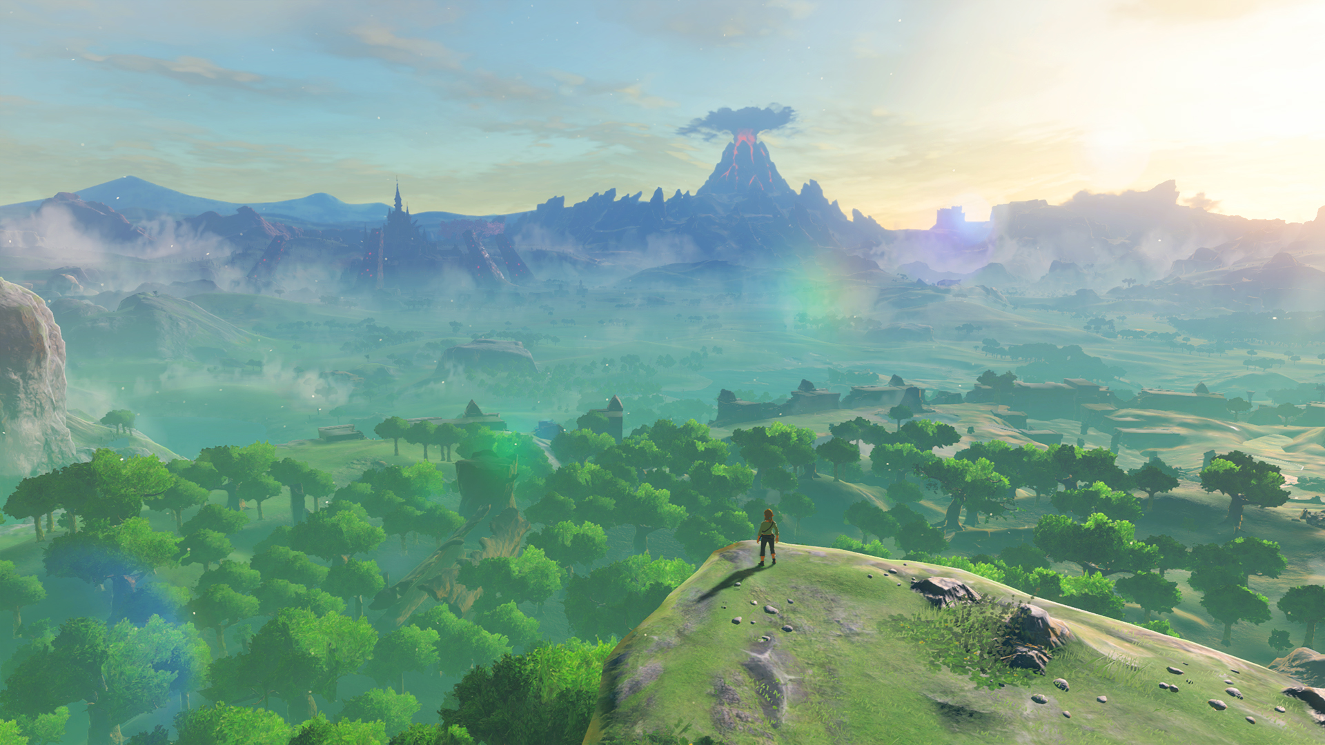 The Legend Of Zelda Breath Of The Wild Image 1