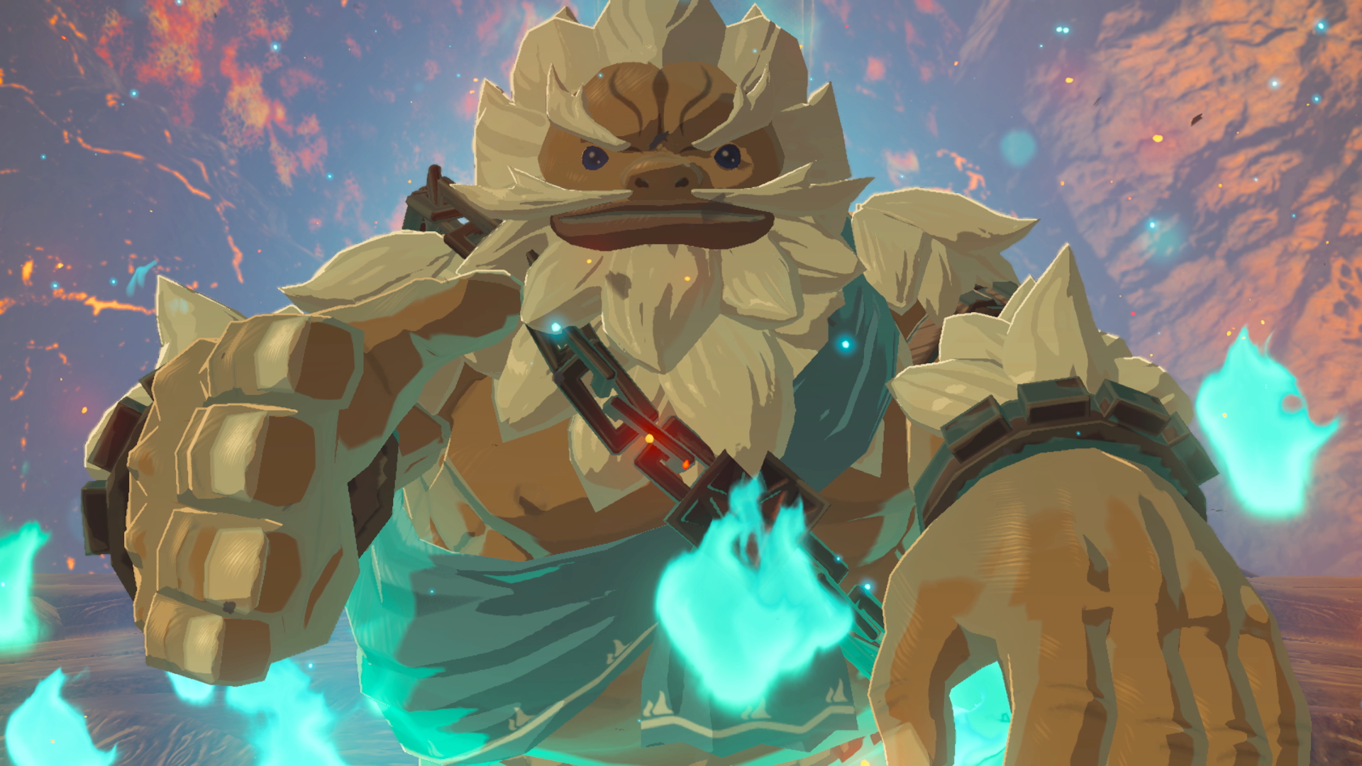 The Legend of Zelda: Breath of the Wild image 9