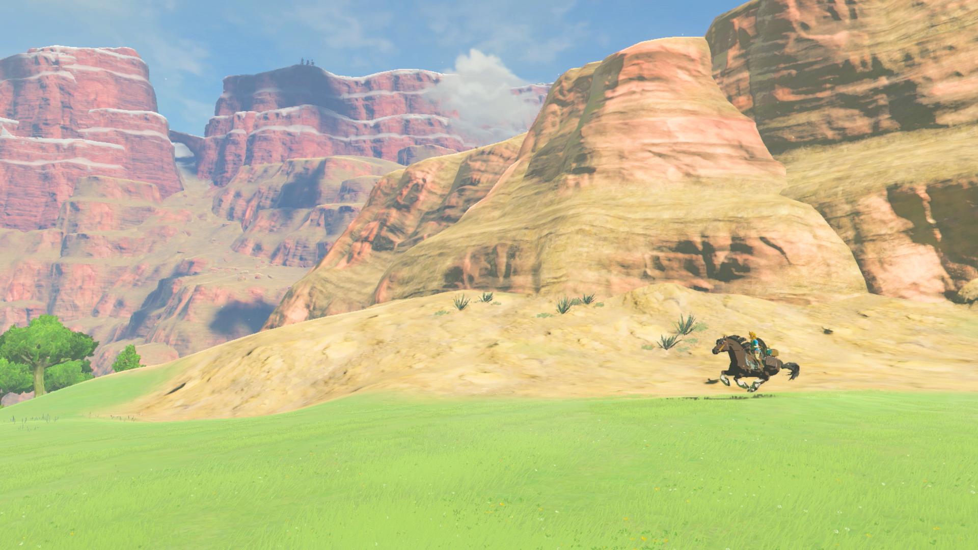 The Legend of Zelda: Breath of the Wild image 21