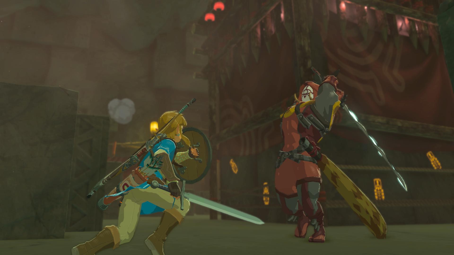 The Legend of Zelda: Breath of the Wild image 25