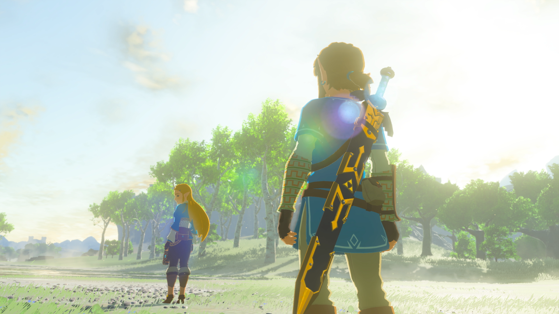 The Legend of Zelda: Breath of the Wild image 35
