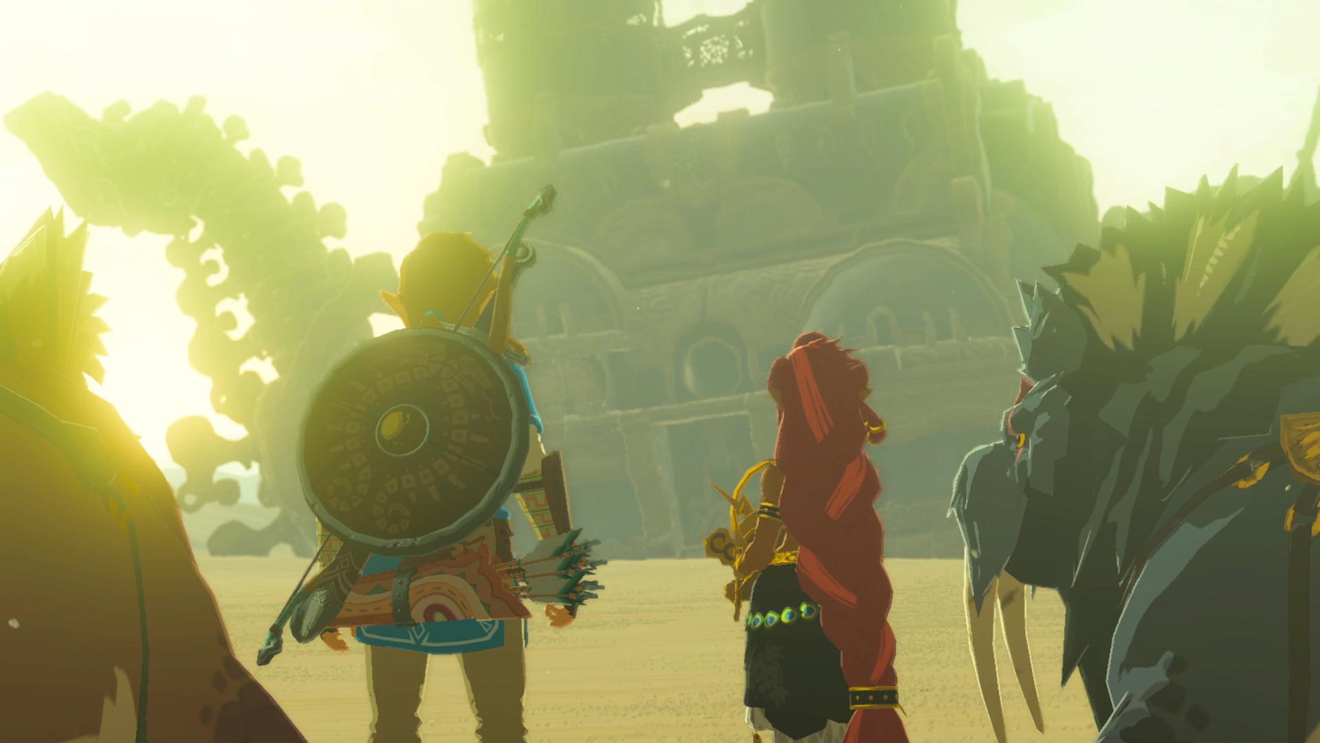 The Legend of Zelda: Breath of the Wild image 36