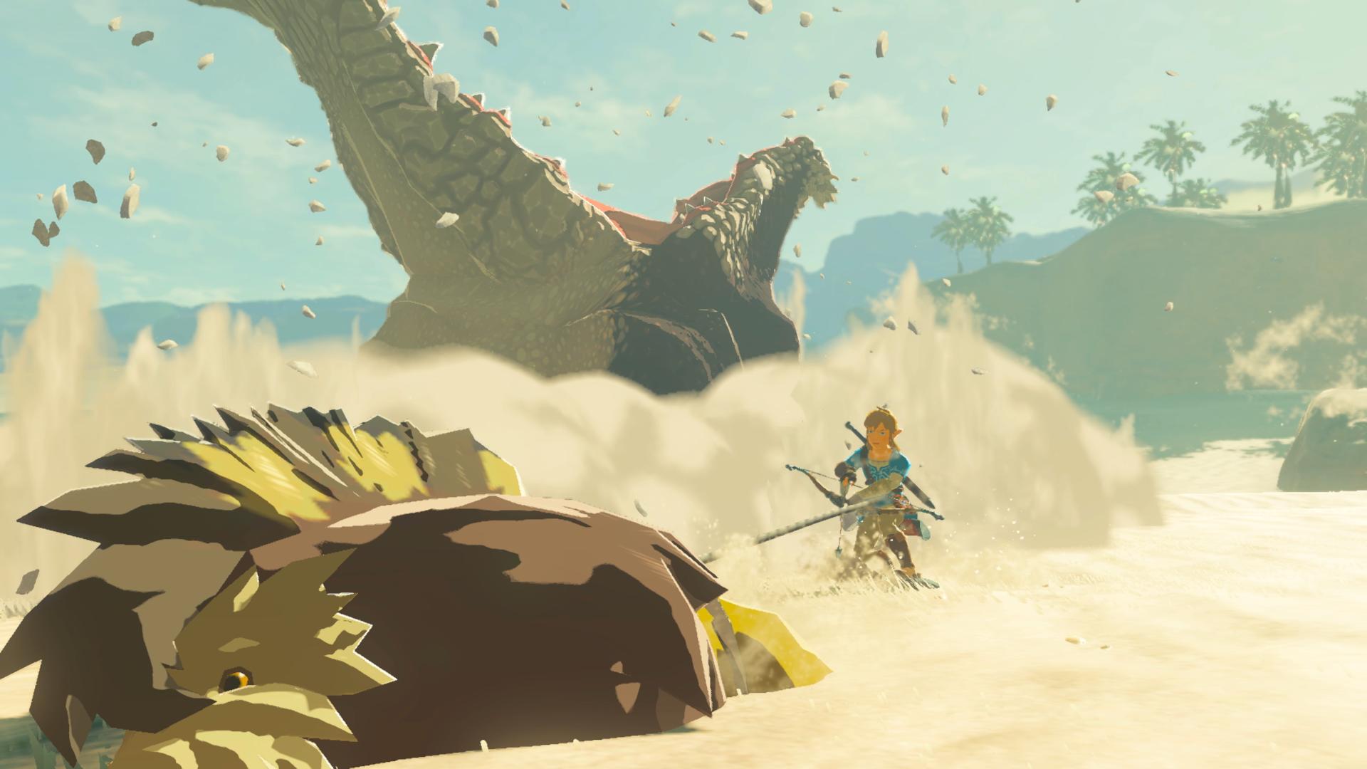 The Legend of Zelda: Breath of the Wild image 46