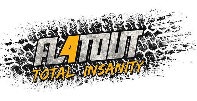 FlatOut 4: Total Insanity Logo